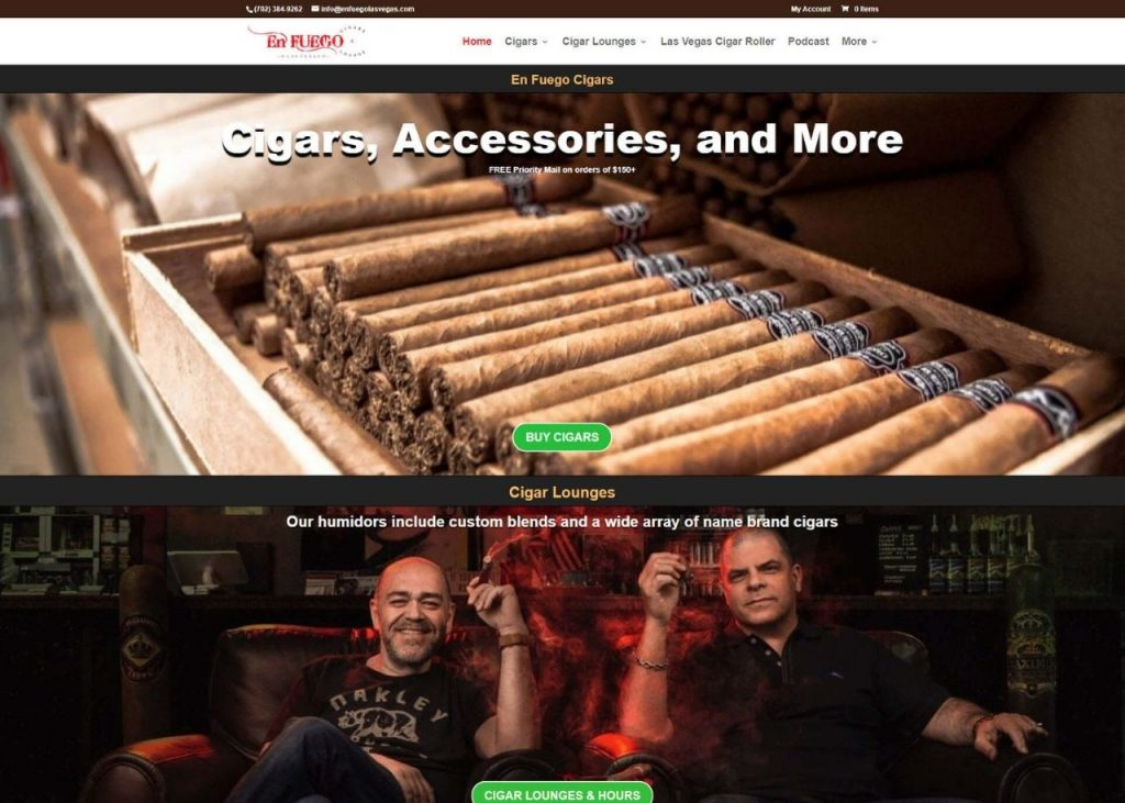 En Fuego Cigars & Lounge Featured Image