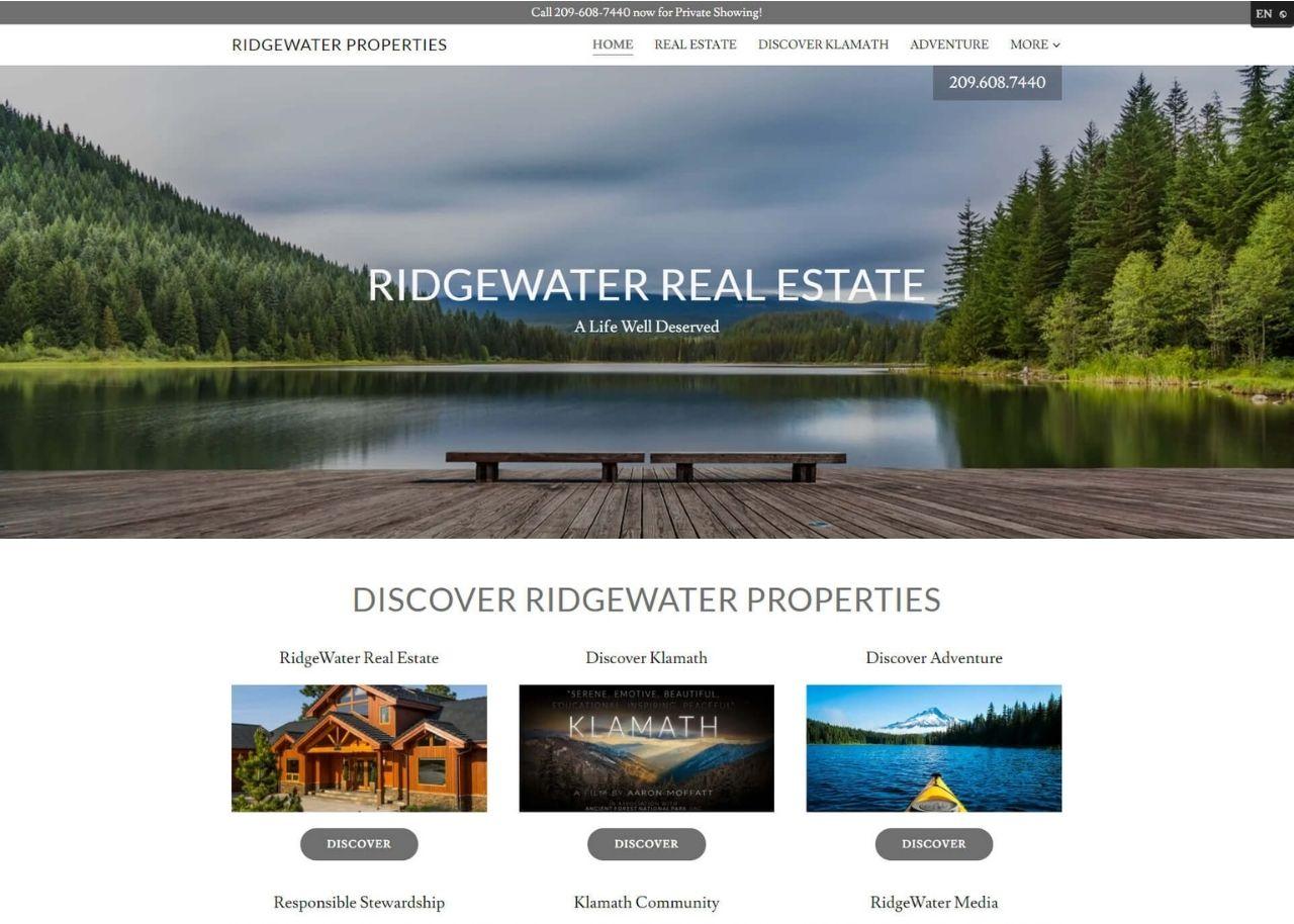 Ridgewater Properties Desktop