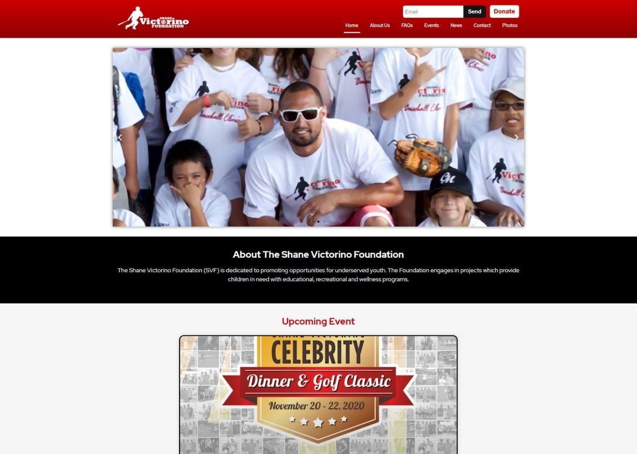 Shane Victorino Foundation Feature Image
