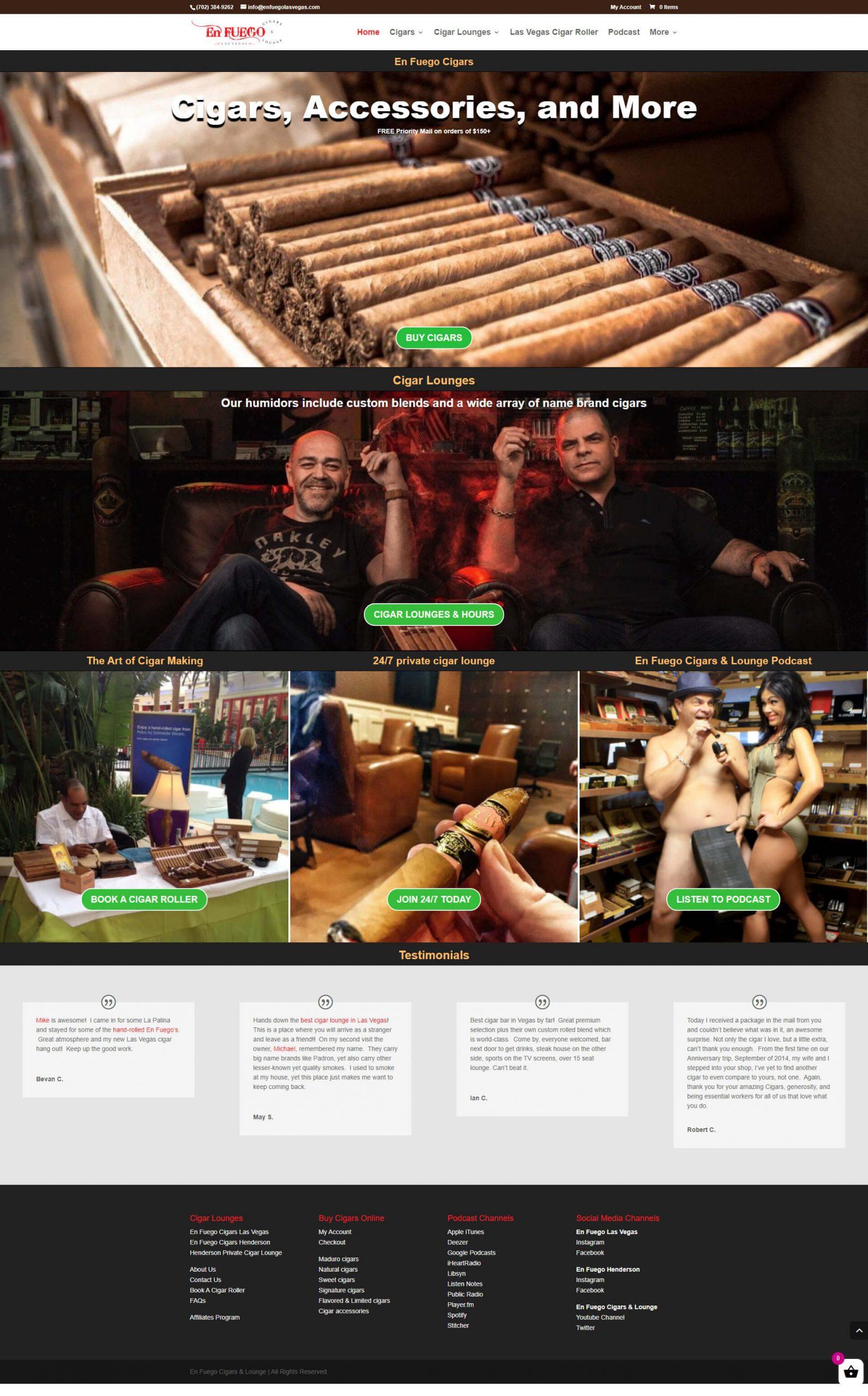 En Fuego Cigars & Lounge